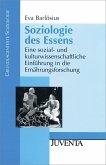 Soziologie des Essens (eBook, PDF)