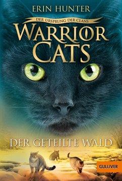 Der geteilte Wald / Warrior Cats Staffel 5 Bd.5 (eBook, ePUB) - Hunter, Erin