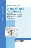 Handeln und Strukturen (eBook, PDF)