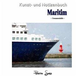 Kunst- und Notizenbuch Maritim - Sens, Pierre