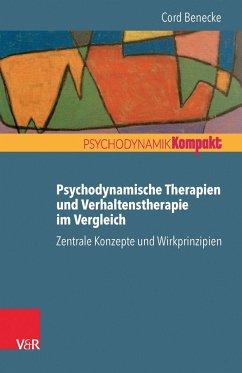 Psychodynamische Therapien und Verhaltenstherapie im Vergleich: Zentrale Konzepte und Wirkprinzipien - Benecke, Cord