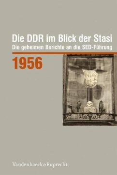 1956, m. CD-ROM / Die DDR im Blick der Stasi