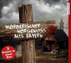 Mörderischer Hörgenuss aus Bayern, 14 Audio-CDs