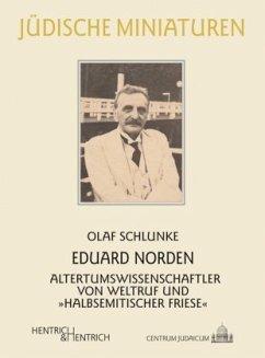 Eduard Norden - Schlunke, Olaf