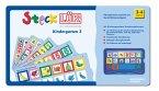 SteckLÜK. Kindergarten 3: Alter 3 - 4 (blau)