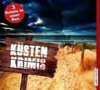 Küsten-Krimis, 15 Audio-CDs