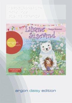 Ein Eisbär kriegt keine kalten Füße / Liliane Susewind Bd.11 (MP3-CD) - Stewner, Tanya