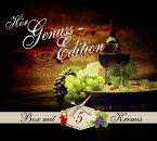 Hör-Genuss-Edition-Box 2016, 25 Audio-CD