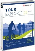 TOUR Explorer 25 Set Nord, Version 8.0, DVD-ROMs