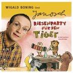 Väter sprechen Janosch, Folge 4: Wigald Boning liest Janosch - Riesenparty für den Tiger & drei weitere Geschichten (MP3-Download)