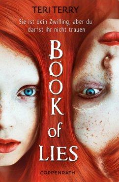 Book of Lies (eBook, ePUB) - Terry, Teri