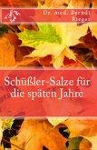 Schüßler-Salze für die späten Jahre (eBook, ePUB)