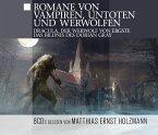 Romane von Vampiren, Untoten & Werwölfen, 8 Audio-CDs