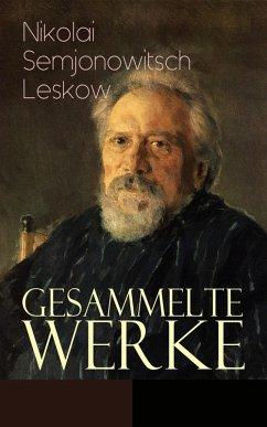 9788026865322 - Nikolai Semjonowitsch Leskow: Gesammelte Werke (Vollständige deutsche Ausgaben) (eBook, ePUB) - Kniha