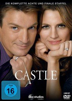 Castle - Staffel 8 DVD-Box