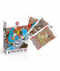 Winning Moves WIN60522 - Spielkarten, DC Originals