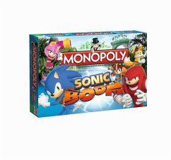Winning Moves WIN44321 - Monopoly, Sonic Boom, ...