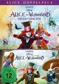 Alice im Wunderland - Doppelpack (Teil 1 und 2) (2 Discs)