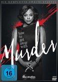 How to get Away with Murder, Die komplette zweite Staffel (4 DVDs)