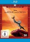 Der König der Löwen (Diamond Edition, Blu-ray 3D + Blu-ray)