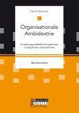 Organisationale Ambidextrie. Umsetzung radikaler Innovationen in etablierten Unternehmen (eBook, PDF)