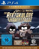South Park: Die rektakuläre Zerreißprobe Gold Edition (PS4)