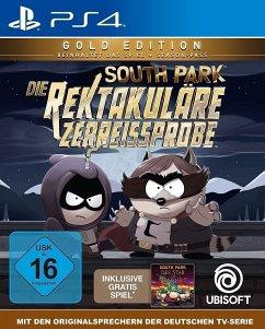 South Park: Die rektakuläre Zerreißprobe Gold Edition (PS4)