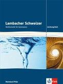 Lambacher Schweizer Leistungskurs. Ausgabe Rheinland-Pfalz. Schülerbuch 11-13 mit CD-ROM