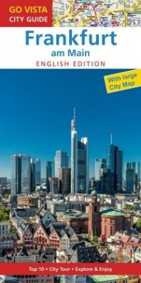 GO VISTA: City Guide Frankfurt am Main - English Edition - Glaser, Hannah