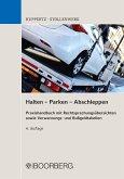 Halten - Parken - Abschleppen (eBook, PDF)