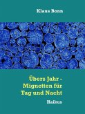Übers Jahr - Mignetten für Tag und Nacht (eBook, ePUB)