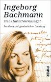 Frankfurter Vorlesungen (eBook, ePUB)