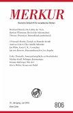 MERKUR Deutsche Zeitschrift für europäisches Denken - 2016-07 (eBook, ePUB)