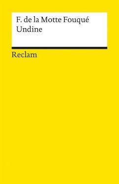 Undine (eBook, ePUB) - Fouqué, Friedrich de la Motte