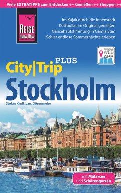 Reise Know-How CityTrip PLUS Stockholm mit Mälarsee und Schärengarten (eBook, PDF) - Dörenmeier, Lars; Krull, Stefan