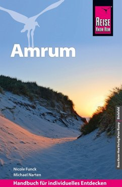 Reise Know-How Reiseführer Amrum (eBook, PDF) - Narten, Michael; Funck, Nicole; Hanewald, Roland
