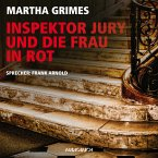 Inspektor Jury und die Frau in Rot / Inspektor Jury Bd.23 (MP3-Download)