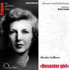 Abenteuer und Entdeckungen - Desaster girl (Martha Gellhorn) (MP3-Download)