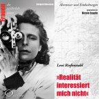 Abenteuer und Entdeckungen - Realität interessiert mich nicht (Leni Riefenstahl) (MP3-Download)