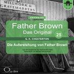 Father Brown 25 - Die Auferstehung von Father Brown (Das Original) (MP3-Download)