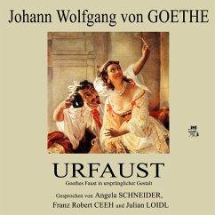Urfaust (MP3-Download) - von Goethe, Johann Wolfgang