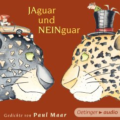 Jaguar und Neinguar. Gedichte von Paul Maar (MP3-Download) - Maar, Paul