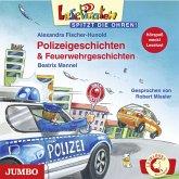 Lesepiraten. Polizeigeschichten und Feuerwehrgeschichten (MP3-Download)