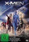 X-Men 1-6 Collection: X-Men, X-Men 2, X-Men - Der letzte Widerstand, X-Men - Erste Entscheidung, X-Men - Zukunft ist Vergangenheit und X-Men - Apocaly