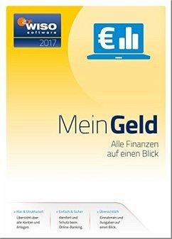 WISO Mein Geld 2017 Standard - Sichere und komfortable Finanz- und Online-Banking