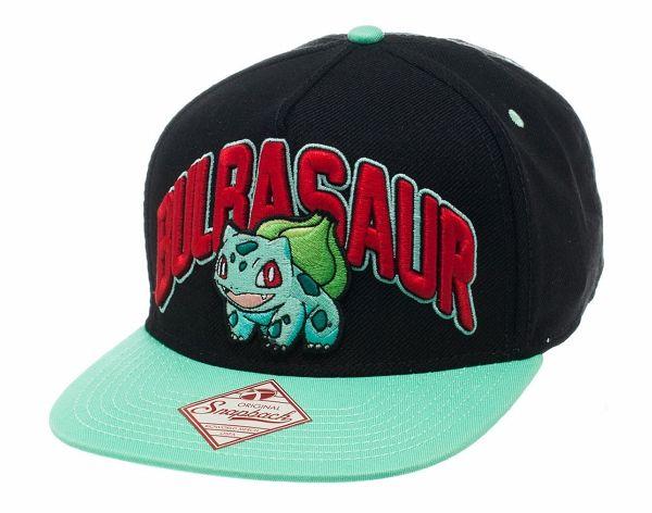 Pokémon Snapback Cap Bulbasaur
