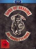 Sons Of Anarchy - Die Komplette Serie BLU-RAY Box