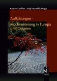 Aufklärungen - Modernisierung in Europa und Ostasien