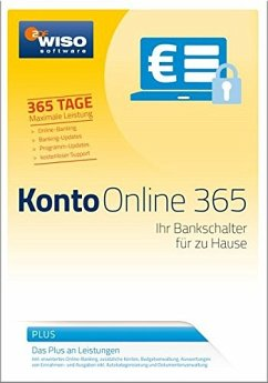 WISO Konto Online Plus 365 - Ihr Bankschalter f...