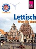 Kauderwelsch, Lettisch Wort für Wort (eBook, PDF)